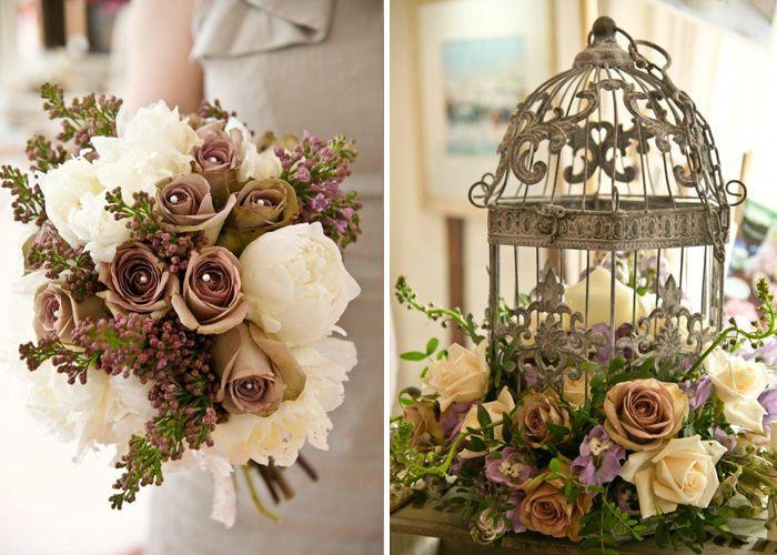 Blooms For Vintage Wedding Flowers