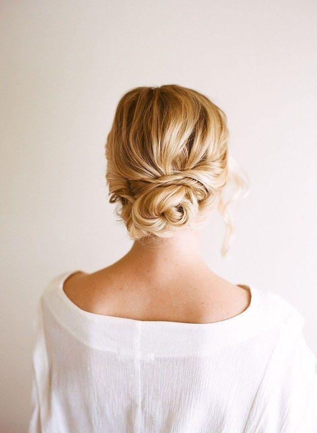 Wedding - 31 Gorgeous Wedding Hairstyles You Can Actually Do Yourself