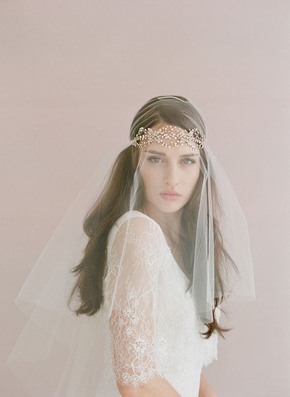 Mariage - Friday Etsy Finds: Veils