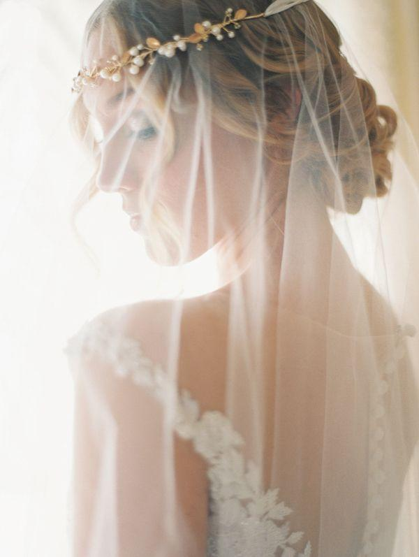 Mariage - Floral Romance Wedding In Delicate Pastels
