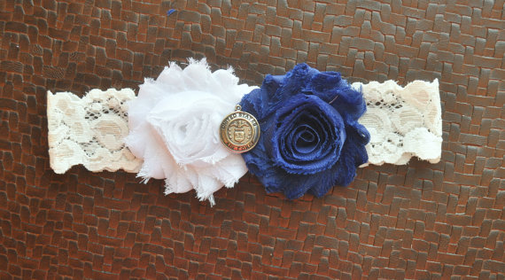 Wedding - Air Force Wedding Garter, Air Force Bridal Garter, White Lace Wedding Garter, Air Force Garter, United States Air Force