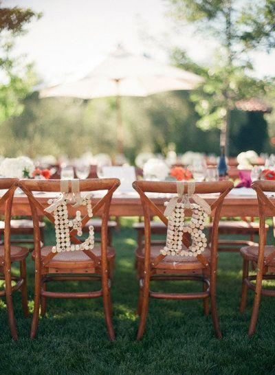 Mariage - 10 Ways To Incorporate Your Initials