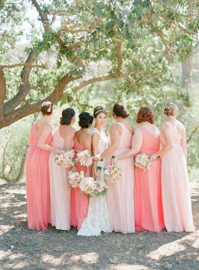 Hochzeit - Just Peachy Wedding Details We Love