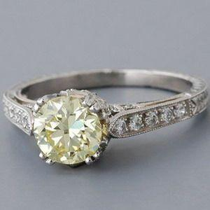 wedding antique engagement rings chicago