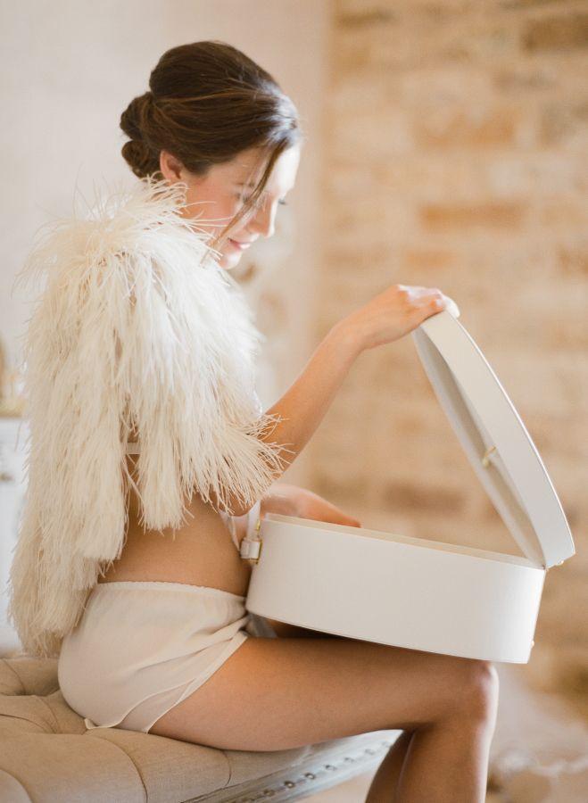 Свадьба - Romantic Bridal Inspiration With Trousseau & Co