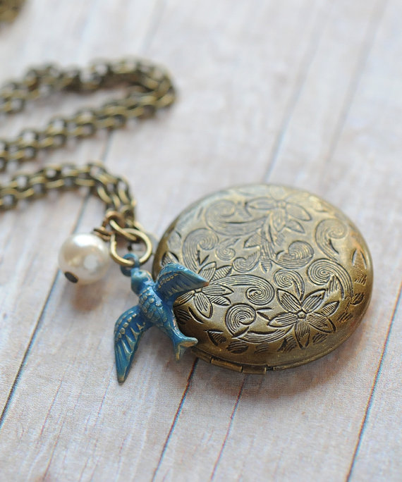 Wedding Gift Necklace : Wedding Jewelry Bridesmaid Jewelry Bridesmaid Necklace Gift Bridal ...