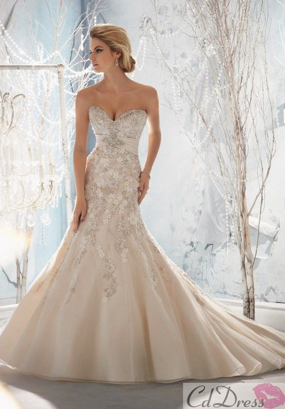 Wedding - Your Best Wedding Dress: Experts' Tips On Shape And Style