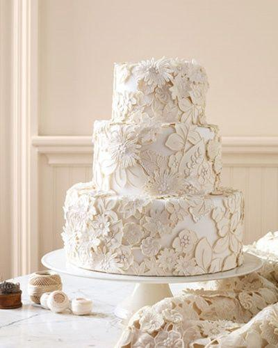 زفاف - Piece-of-past-cake-heirloom-lace - Once Wed