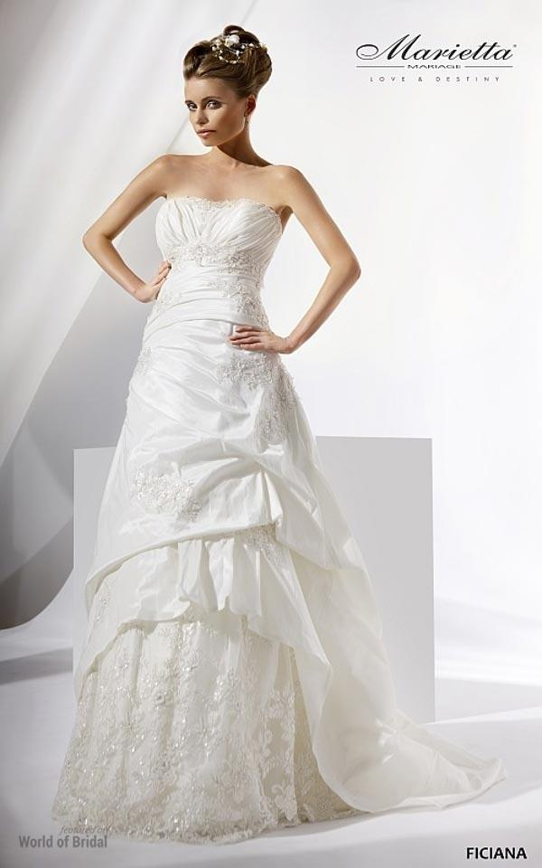 Hochzeit - Fantaise Collection : Marietta Mariage 2015 Wedding Dresses