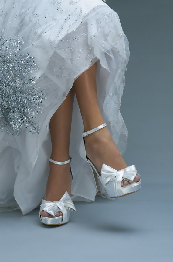 Свадьба - Wedding Shoes-200 Custom Colors- Bridal Shoes