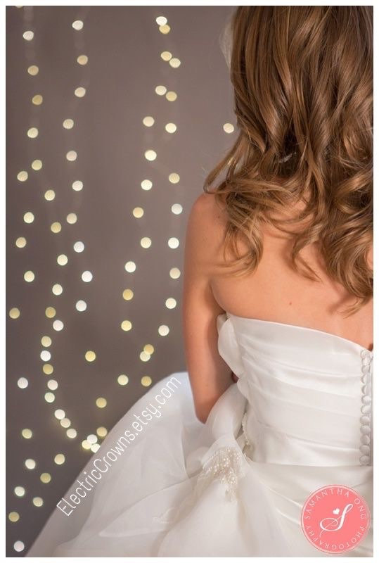Mariage - 20 sets, Fairy Lights, String Lights, Wedding Backdrop, Starry night wedding, Batteries INCLUDED!