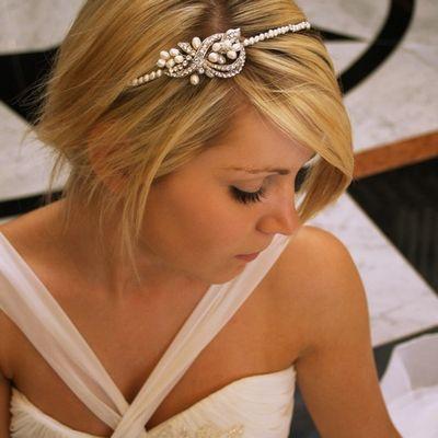 Mariage - Taylor Side Tiara (ic)