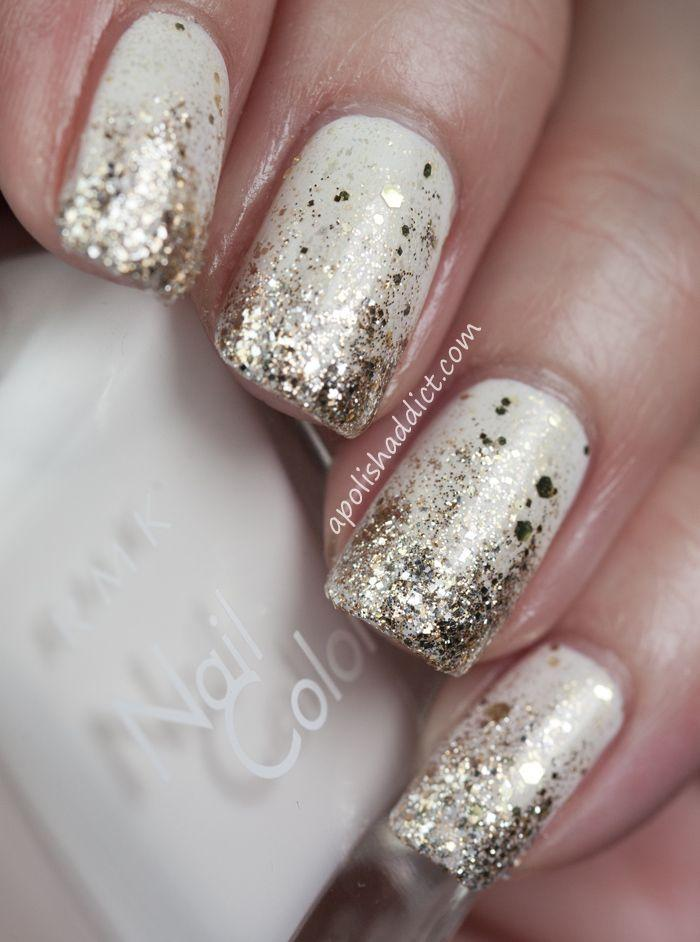 Nail - New Year\'s Nail Art #2375353 - Weddbook