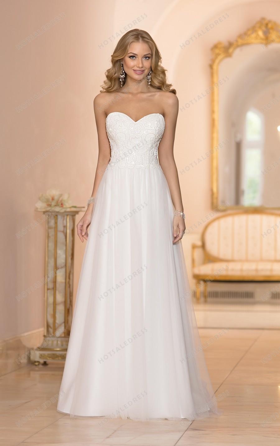 Hochzeit - Stella York Style 6010