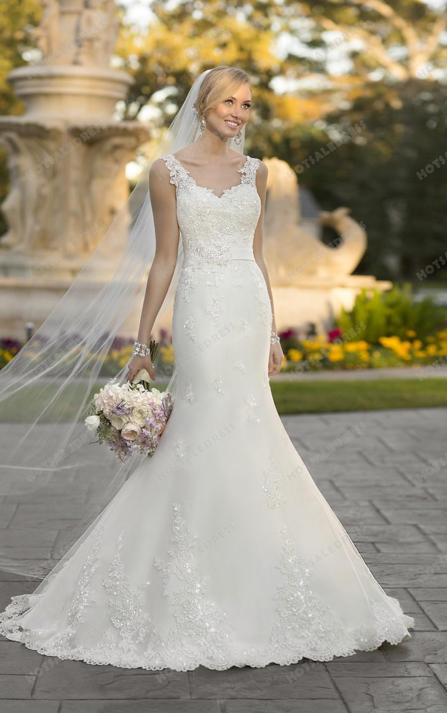 Hochzeit - Stella York Style 5956