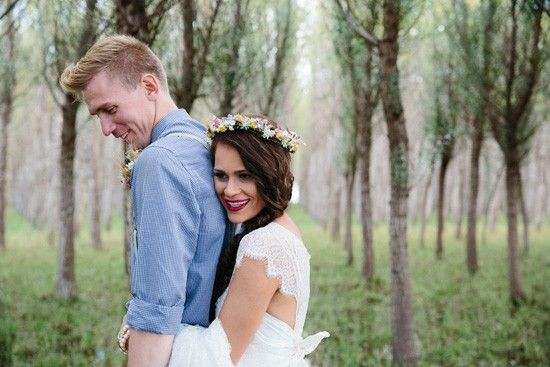 Mariage - Sarah & Henry's Romantic Country Wedding