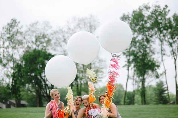 Свадьба - 12 Ways To Keep Your Bridesmaids From Going Broke