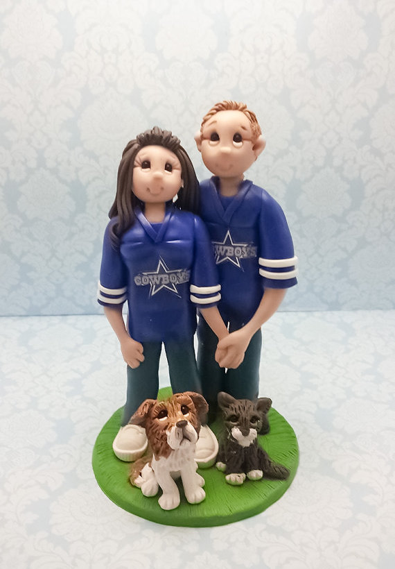 Mariage - Reserved Cake topper