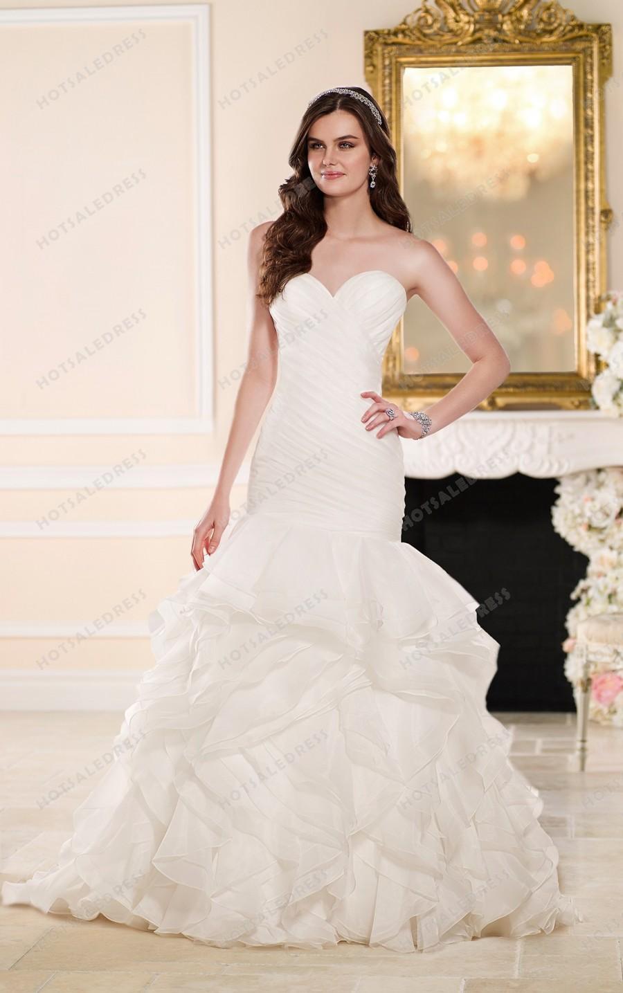 Свадьба - Stella York Whimsical Wedding Dresses Style 6090