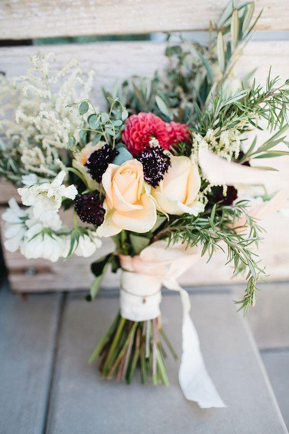 Mariage - Romantic Vineyard Wedding In San Luis Obispo