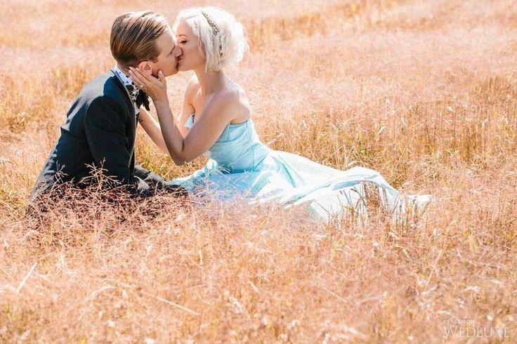 Mariage - An Ultra-Stylish Wedding In The Ontario Countryside