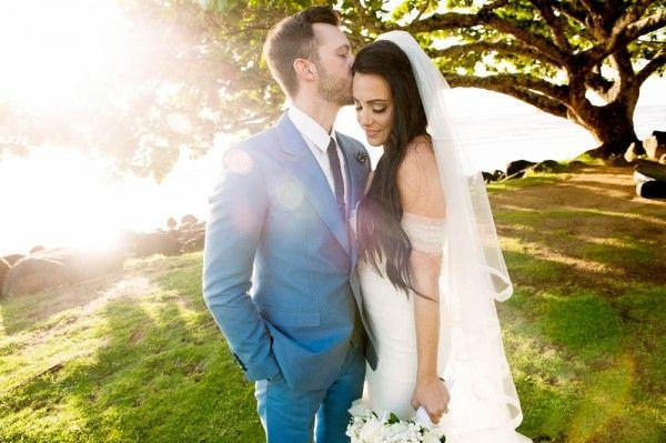 Mariage - Metallic Wedding At St. Regis Princeville Resort
