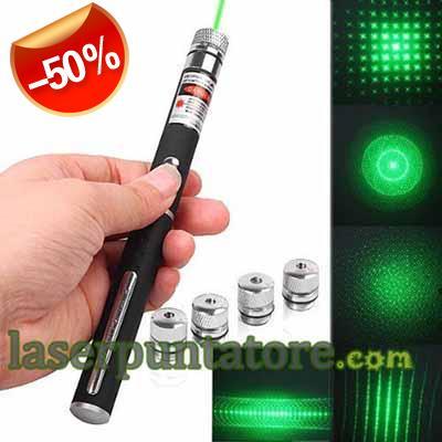 Hochzeit - vendita puntatore laser verde In Italia