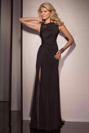 Long Cocktail Dress