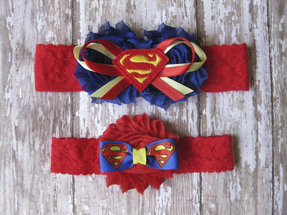 PLUS SIZE SUPERMAN Satin Grosgrain Wedding GARTER SET Bridal PROM Rhinestones. New (Other) $ Guaranteed by Mon, Oct. Buy It Now. Free Shipping. Superman Logo PLUS SIZE Fabric Jewel Wedding Garter Set Prom Double Heart Charm. New (Other) $ Buy It .