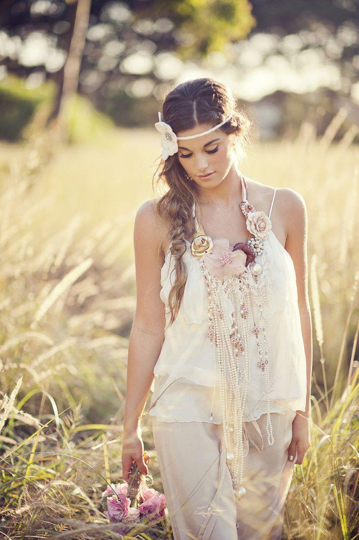 Bohemian Inspired Photo Shoot By Teeki, Photography By ...