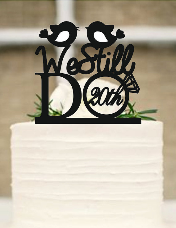 Wedding Cake Topper Display Stand