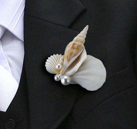 Свадьба - Wedding Khoncepts - Beach And Seashells Wedding Theme