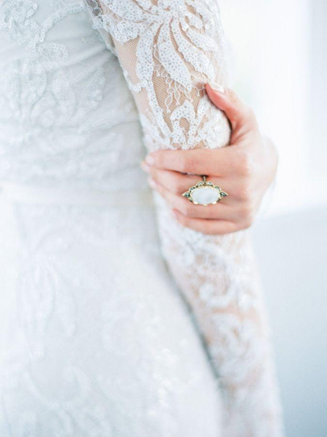 Wedding - Romantic   Elegant Garden Wedding Inspiration