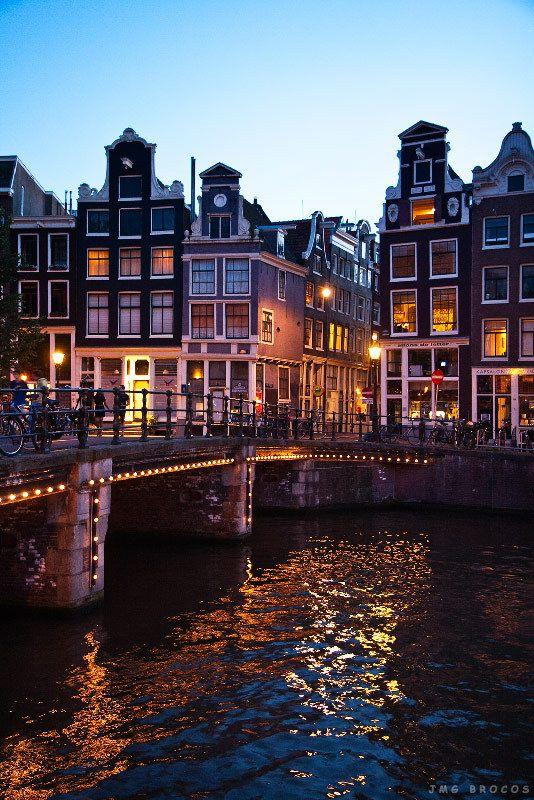 Wedding - 18 Stunningly Beautiful Pictures Of Amsterdam