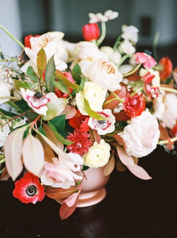 Wedding - Industrial Modern Rose Gold Wedding Inspiration