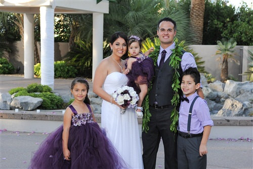 Wedding - Flower girl dress Deep Purple and Lavender tutu dress, flower top, hydrangea top, toddler tutu dress