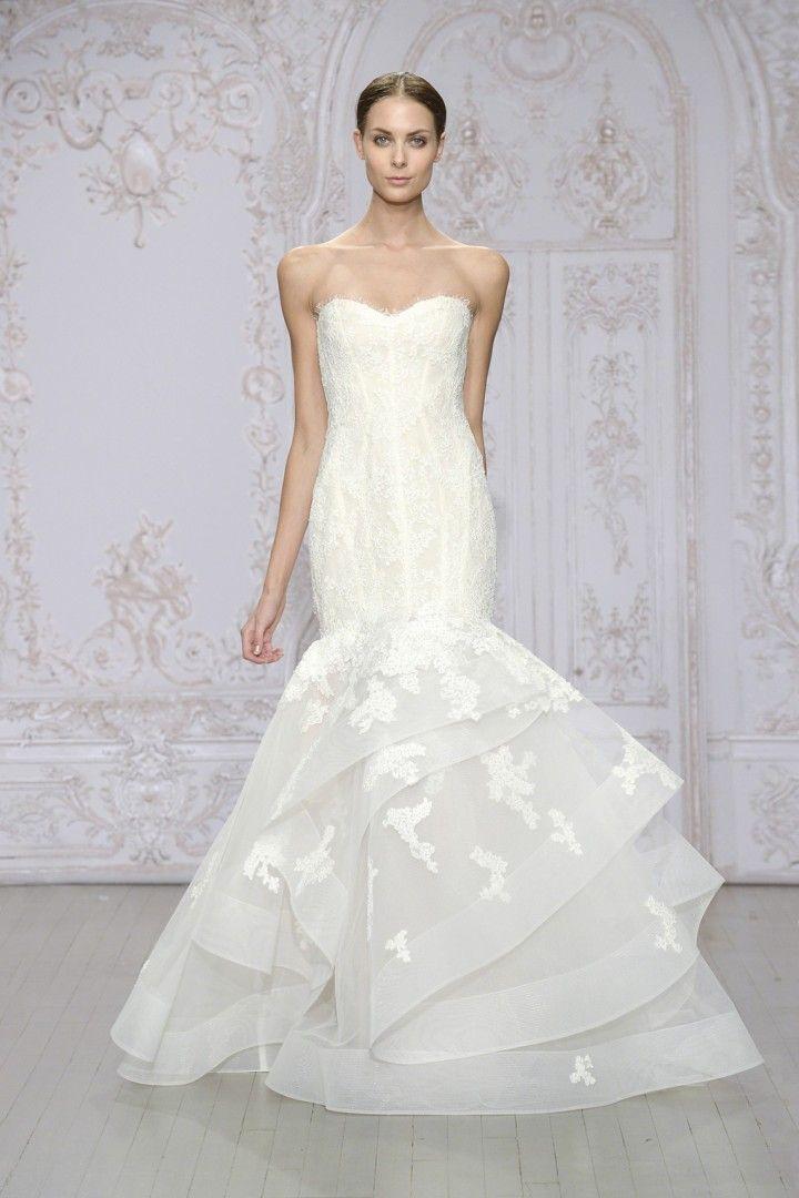 Hochzeit - Monique Lhuillier Wedding Dresses 2015