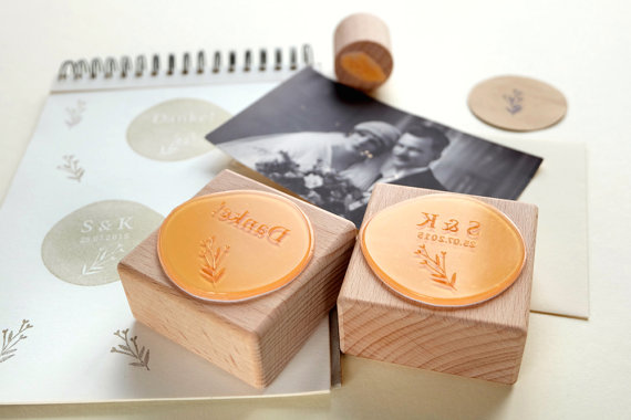 Wedding rubber stamps set of three rubber stamps your for Wedding dress rubber stamp