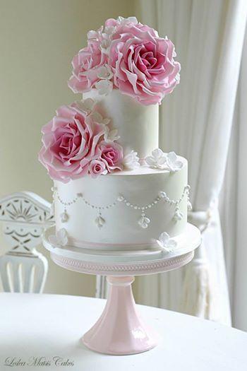 Wedding - Leslea Matsis Cakes