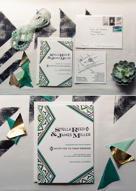Свадьба - Handmade Invitations