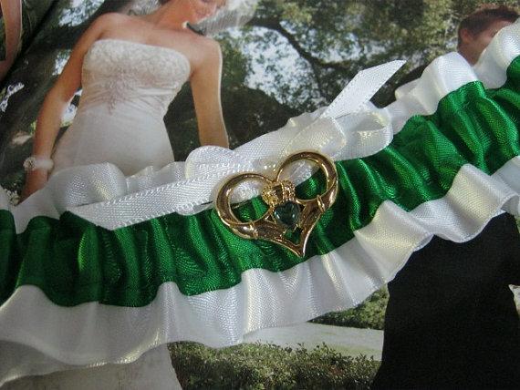 Свадьба - Irish Wedding Garter