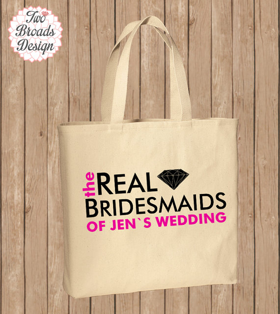 Mariage - Bachelorette tote, Wedding Welcome Tote Bag, Bridesmaid Tote, Bachelorette party