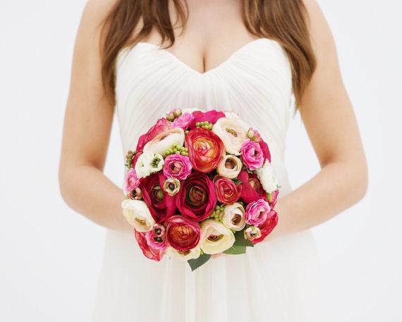 Hochzeit - Big Love Bridal Bouquet