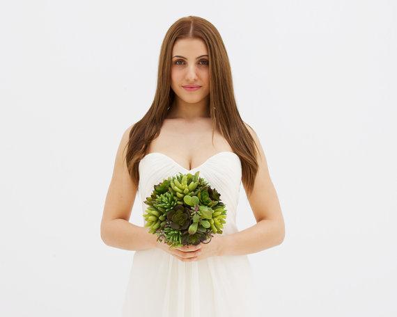 Hochzeit - Kiwi Kiss Brides Bouquet