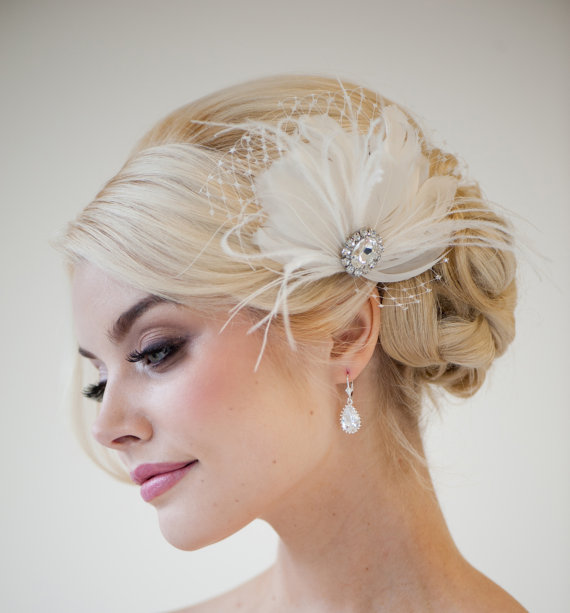 Bridal Fascinator 4e744e4a6b0