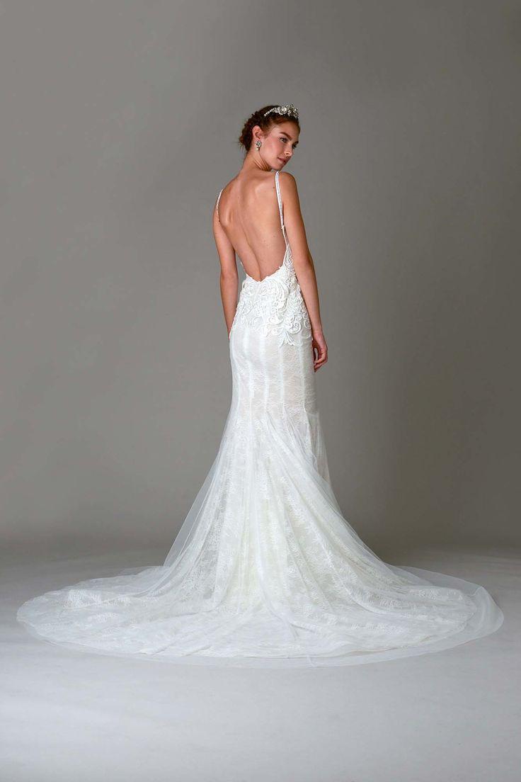 marchesa bridal fall fashion show marchesa wedding dress Marchesa Bridal Fall Fashion Show
