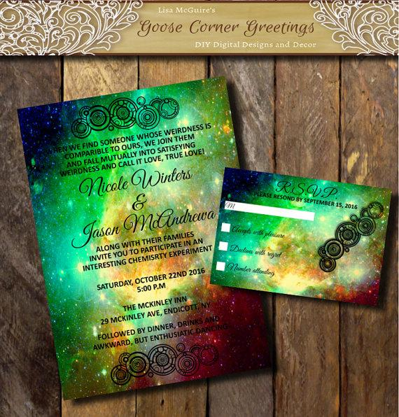picture relating to Starry Night Printable named Printable Starry Evening Marriage ceremony Invitation Suite,Orion Nebula