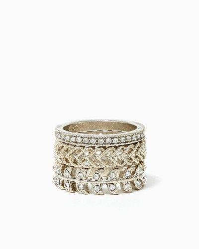 Mariage - Parthenon Ring Set