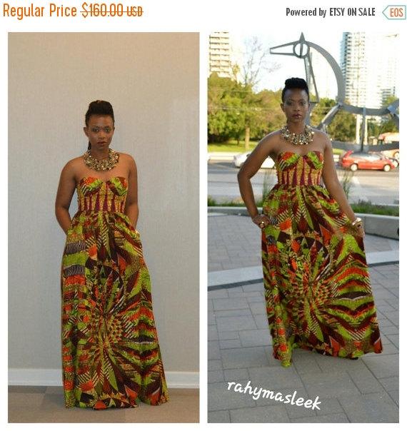 Свадьба - FLASH SALE Rahyma Color Burst  bustier dress
