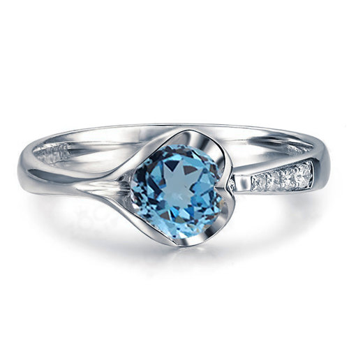 birthstone engagement wedding halo blue set products topaz princess bridal ring band fdea december and london diamond rings